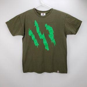 Vintage Kidrobot Monster Scratch T-Shirt Medium